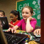 Des badges cyber-sécurité pour les Girl Scouts