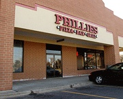 Phillies Pizza has some connection to Bill's Pizza of Mundelein, IL... It does seem pretty similar!