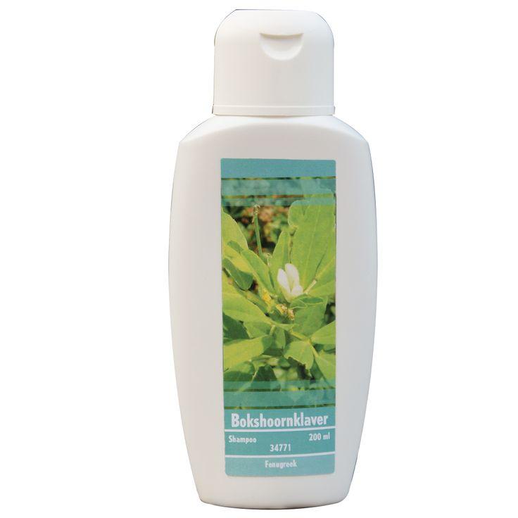 Bokshoornklaver shampoo  Description: IDEAAL VOOR IEDER HAARTYPE Bokshoornklaver remt de haaruitval en draagt bij aan een gezonde hoofdhuid. Bevat o.a. vitaminen A-B1-B2- B3-B5-D en kostbare mineralen zoals ijzer en fosfor. Een vollere haardos dankzij dagelijkse verzorging met bokshoornklaver shampoo en haarlotion. Op natuurlijke wijze worden de haarwortels gereactiveerd en verzorgd met krachtige voeding voor het haar. U kunt weer trots zijn op uw haar! In het verre verleden gebruikten de…