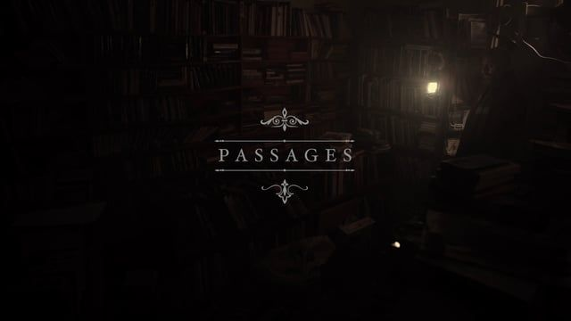 Trailer for Passages, a short film by Surprised Girl Productions.