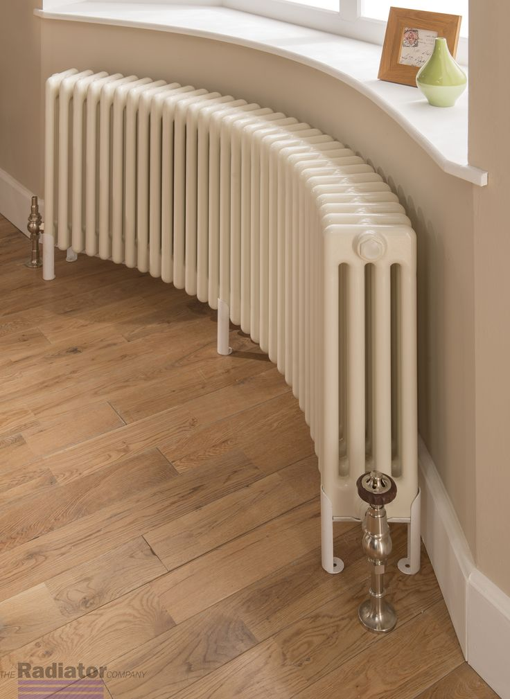 Our new stylish and practical bespoke Ancona® Curved radiator. Made to fit your bay window and curved walls. www.theradiatorco...                                                                                                                                                                                 More
