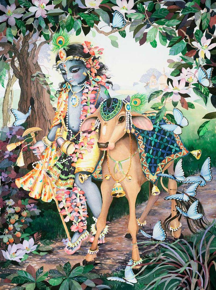 Vraja Gopal (annapurnaart.com)