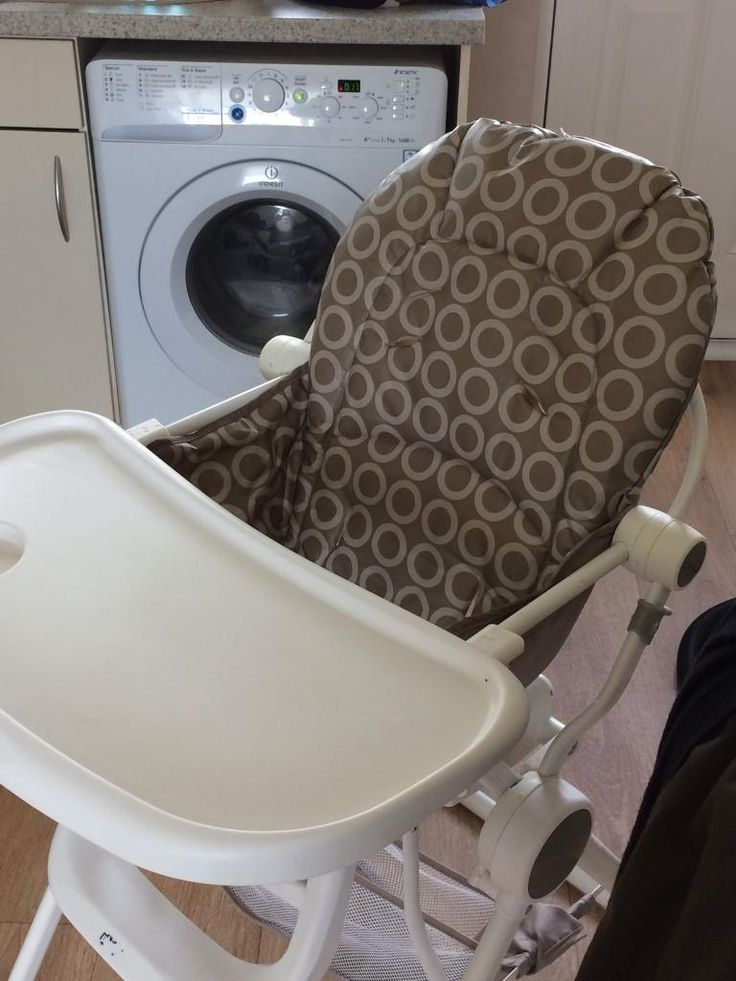 Chicco High Chair Cover Washing Machine