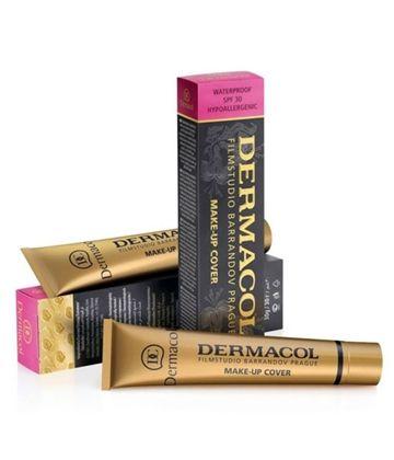 Base Dermacol Make Up Cover