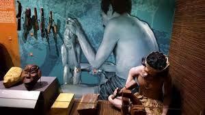 Image result for seni kraf orang asli malaysia