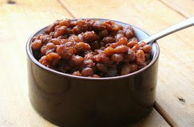 Clean Baked Beans