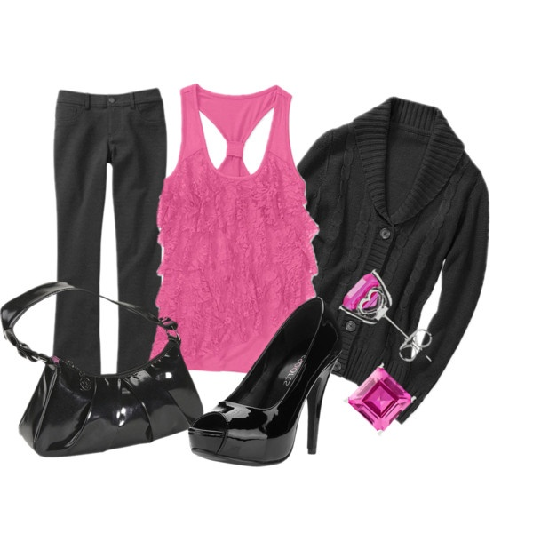 """""""Walmart Clothes - Pretty in Pink"""" 