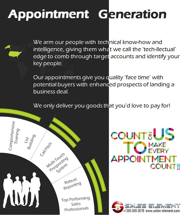 Appointment Generation