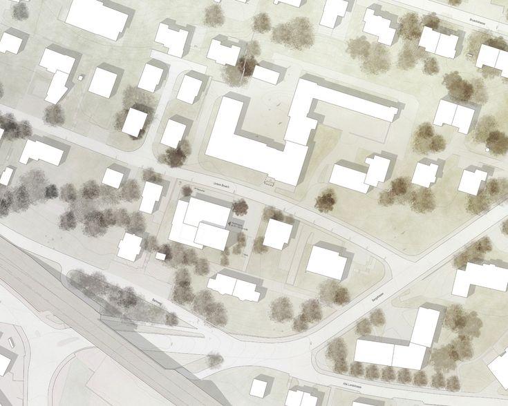 raumfindung Architekten . District Court Extension . Meilen (8)