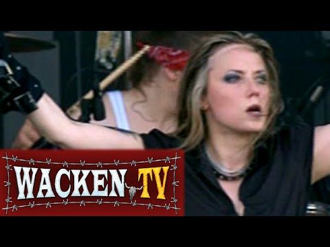 Holy Moses - Through Shattered Minds - Live at Wacken Open Air 2008