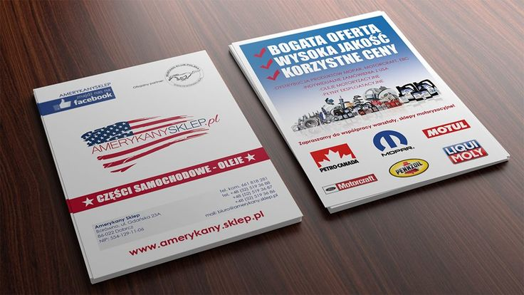 Our new offer is already on leaflets AmerykanySklep