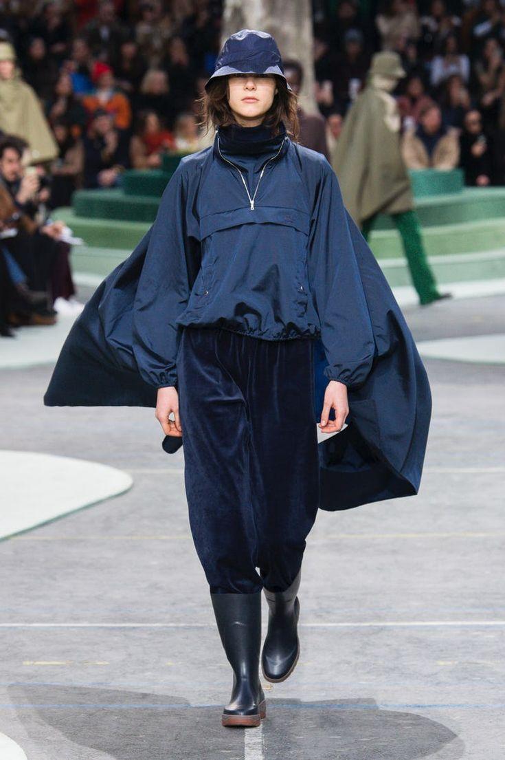 Lacoste | Ready-to-Wear - Autumn 2018 | Look 1