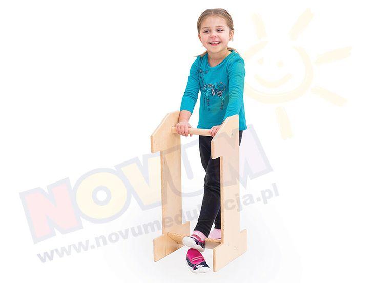 NOVUM - Stojak do ściągania butów 1, jednoosobowy #novumedukacja #novum #kids #kidsfurniture
