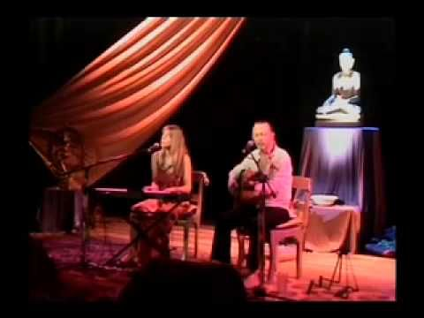 I present to you Deva Premal and Miten - Gayatri Mantra  take a minute to just be in the light of love.