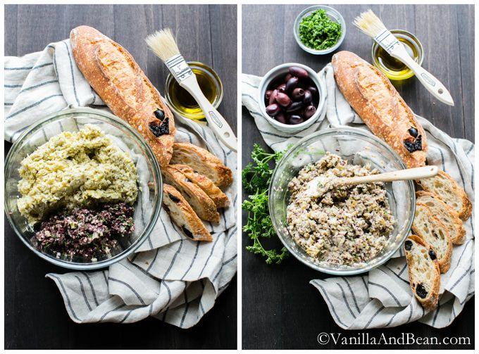Olive Artichoke Crostini | Recipe | Artichokes, Olives and Appetizers
