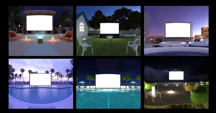 VR Outdoor Cinema - Environment for VR video players similar to Oculus Cinema, Netflix, Photo viewer, VR Menu  for GearVR   - 6 HQ Stereo panorama images in 8K   - TV plane to display photo/video   - 6 scenes and Main menu for GearVR    VR HOME CINEMA   |    VR SCI-FI CINEMA    FACEBOOK |  TWITTER |  EMAIL