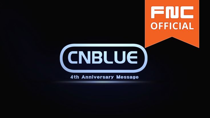 There are CNBLUE have to a cute 4th Anniversary Special Message for BOICE <3