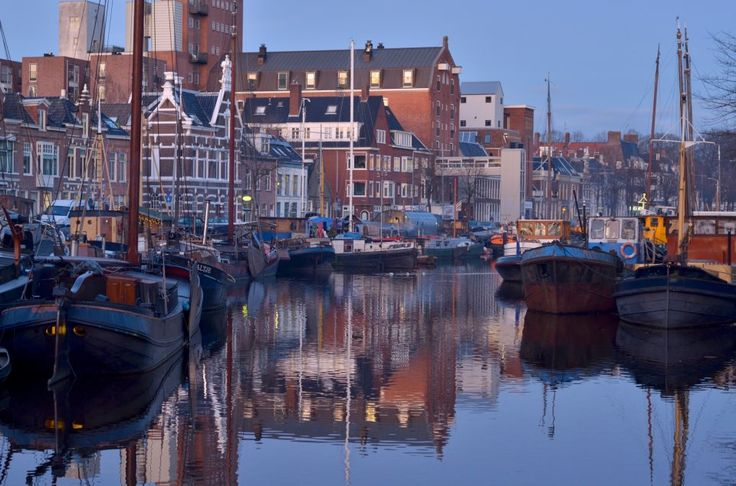 Groningen, The Netherlands. home.