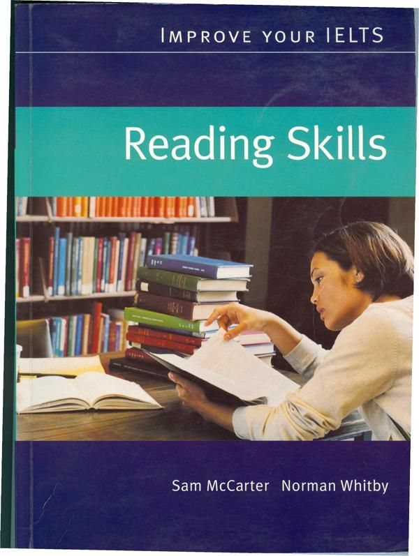 Improve Your IELTS - Reading Skill