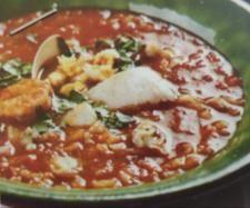 Receita Sopa de Peixe - Curso de Cozinha Bimby por pmbazevedo - Categoria da receita Sopas