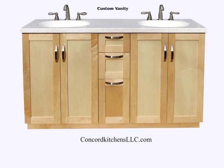 Custom Bathroom Vanities Nh 99 best cabinets - bathroom vanities images on pinterest