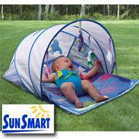 Sunsmart Baby Beach Tent Canopy