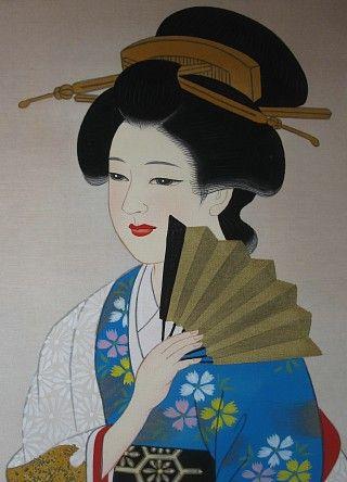 more photo Hanging Scroll And Fine Arts #146521 - Japanese Tea Mart RIKYU