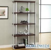 SKYLARK 5 TIER ETAGERE - Other pieces in this collection include coffee table, end table, and console.