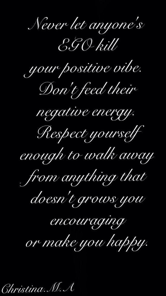 Positive Vibe