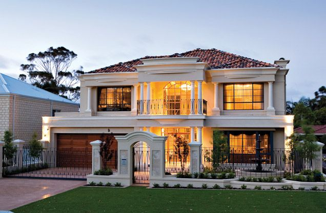 Atrium home designs verdi visit for Design homes adelaide