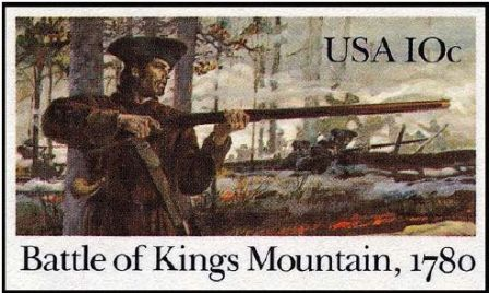 A collection of genealogical profiles related to American Revolution: Battle of King's Mountain (1780)