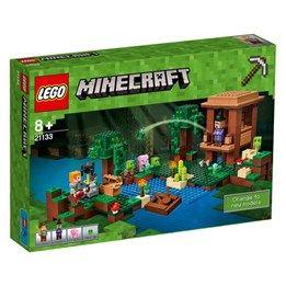 LEGO Minecraft 21133, Häxstugan