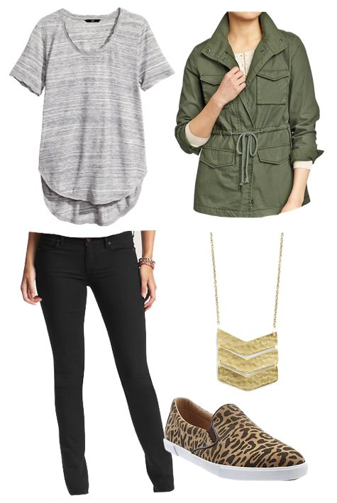 Putting Me Together: Style Tips: How to Make Interesting Outfits With All Neutrals
