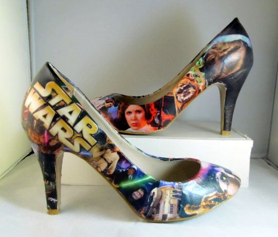 Hey, I found this really awesome Etsy listing at http://www.etsy.com/listing/121689296/star-wars-heels-made-to-order
