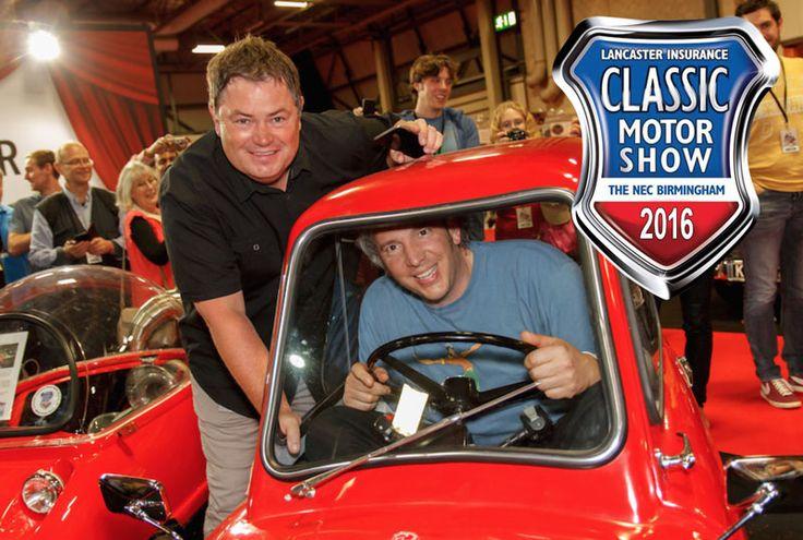 41 Wheeler Dealers - NEC Classic Motor Show 2016