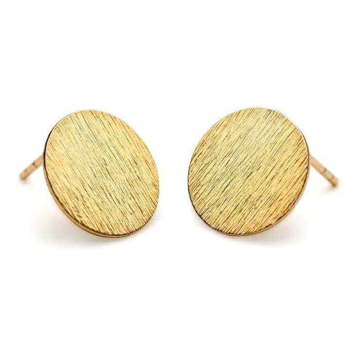 Pernille Corydon Mini Coin Earstick kr. 250,- fås også i mindre størrelse
