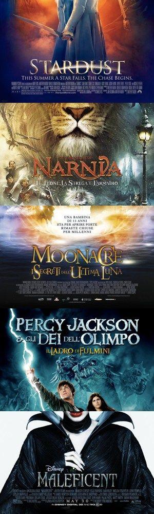 Cinque imperdibili film fantasy per ragazzi