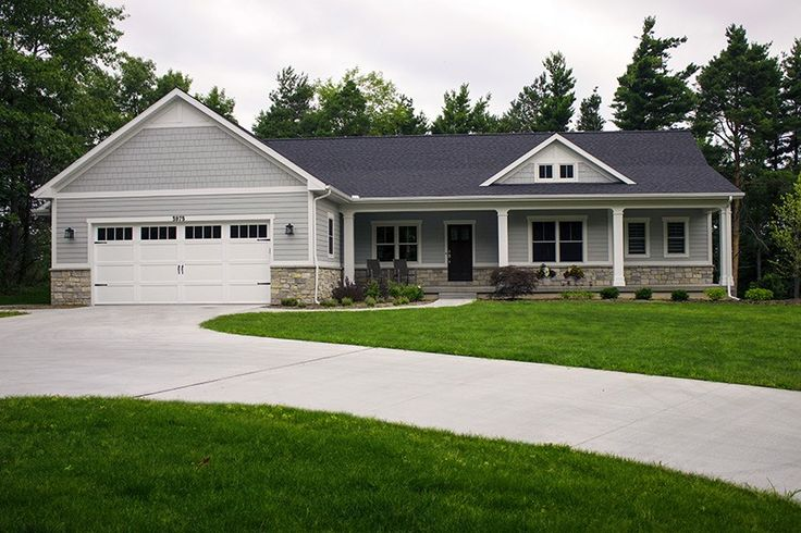 Ranch House Plan with 3588 Square Feet and 3 Bedrooms from Dream Home Source   House Plan Code DHSW077023