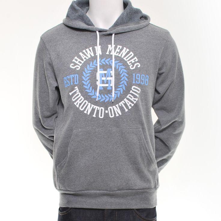Sweatshirt ;  Shawn Mendes - Toronto, 1998