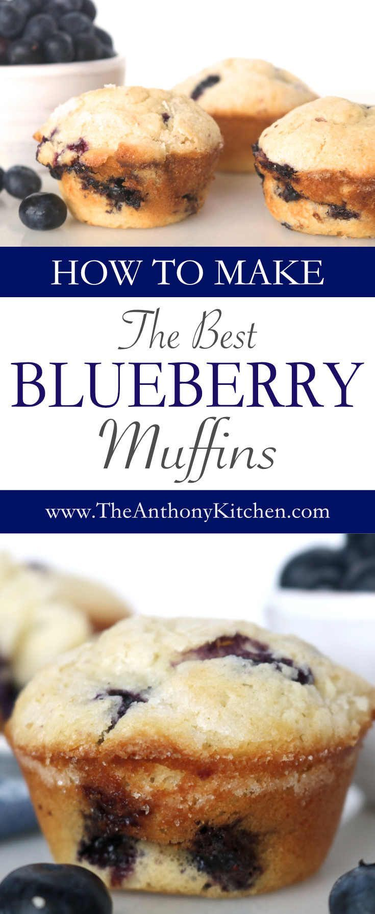 Best 25 Blueberry Muffins From Scratch Ideas On Pinterest