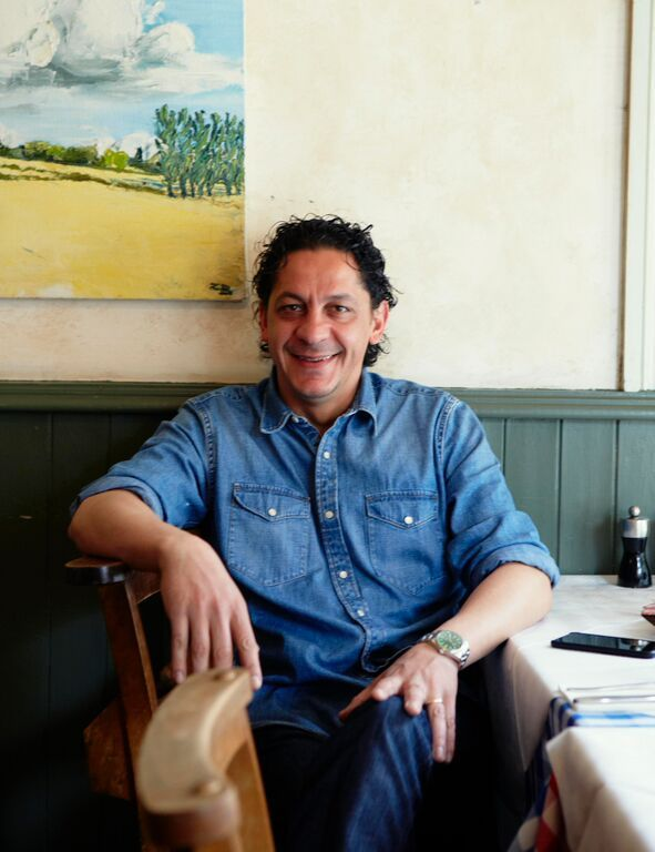Francesco Mazzei - Co-owner and Chef Patron at L'Anima restaurant