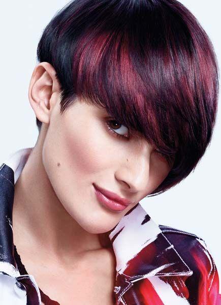 La moda Denim se sube al cabello en la nueva colección de Matrix