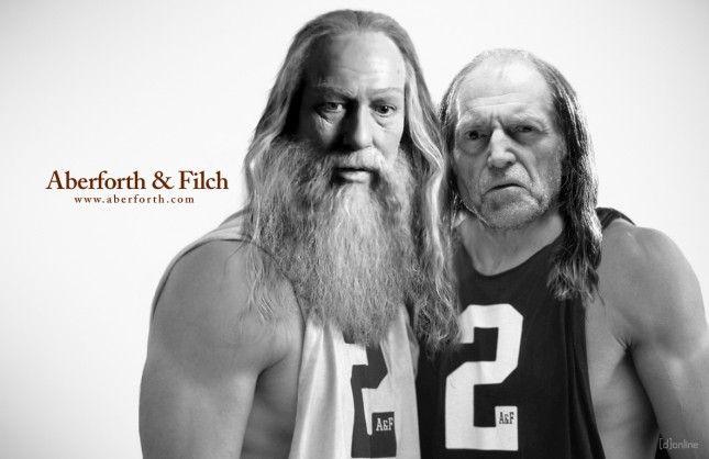 Aberforth & Filch - oh my god!