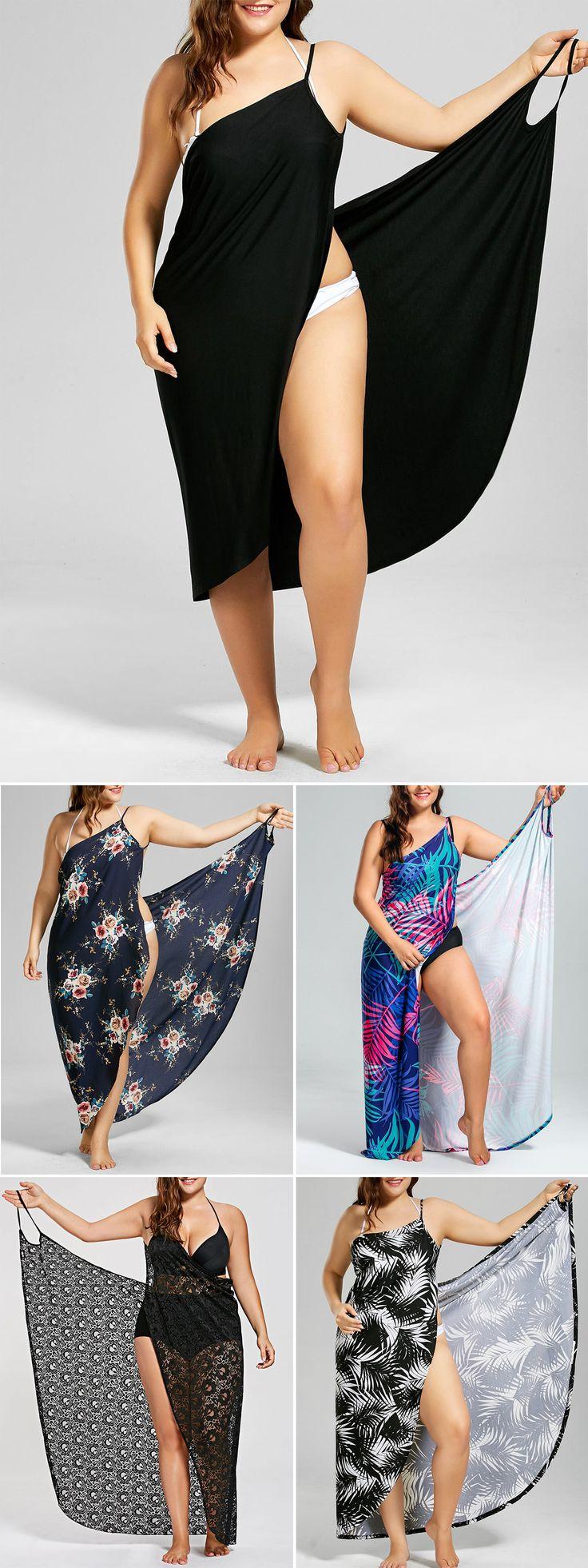 Up to 55% off + Free Shipping | Plus Size Women Swimwear | Twinkledeals.com | #plussize #swimwear #womenfashion