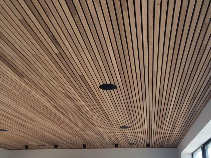 Faux Plafond Bois Exterieur