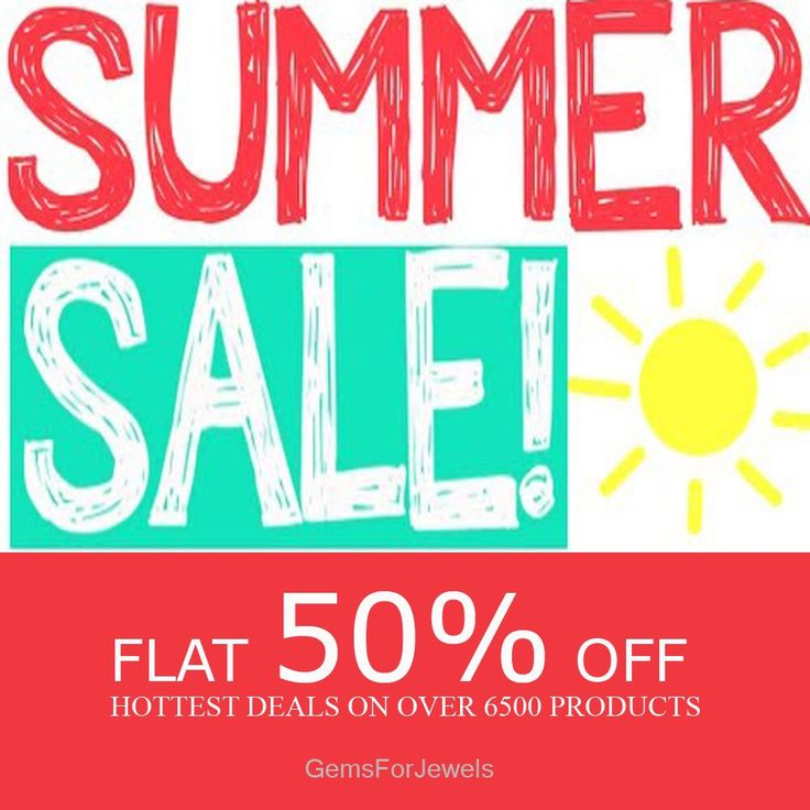 The hot summer sale on Gemsforjewels with hot deals and new product range at smashing prices. Shop now - flat 50% off STOREWIDE!!! Hurry before it cools down. Browse through our categories in precious, semiprecious gemstones and rough diamonds!