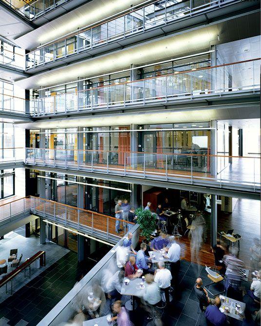 Telenor World Headquarters by NBBJ