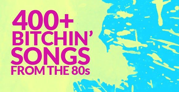 Totally The Best 80's Music Playlist Ever