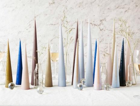 Elegant Candle Sets from Scandinavia on THEHOME.COM.AU