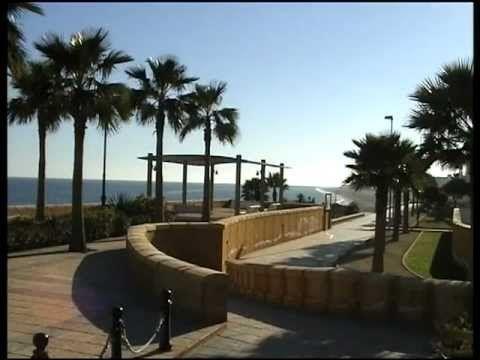 ▶ ROQUETAS DE MAR, Teil 2 von 3, Zoraida Park Garden,Sabinal - YouTube